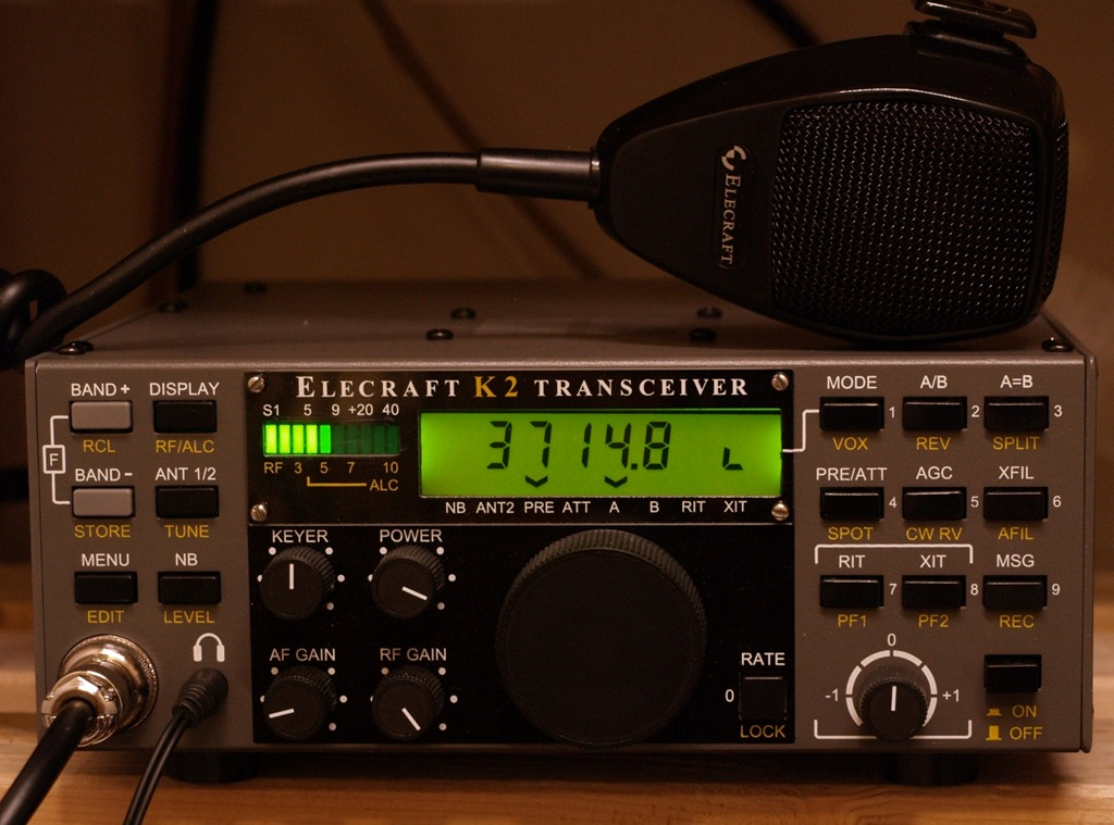 This is a brief presentation of my radio equipment